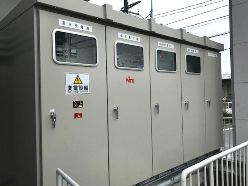 SBSフレイトサービス(株)仙台支店【高圧受変電設備更新工事他】
